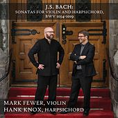 Bach: Violin Sonatas, BWV 1014-1019 by Various Artists