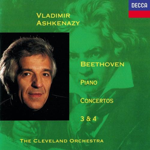 Beethoven: Piano Concertos Nos. 3 & 4 by Cleveland Orchestra