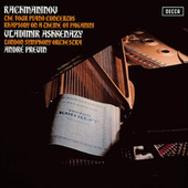 Rachmaninov: Piano Concertos Nos. 1-4; Rhapsody on a Theme of Paganini by André Previn