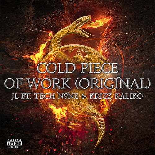 Cold Piece of Work by Tech N9ne