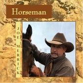 Horseman by Joe Merrick