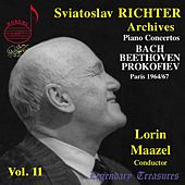 Richter Archives, Vol. 11: Concertos with Maazel by Sviatoslav Richter