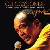 Live At Montreux 1996 von Quincy Jones