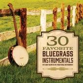30 Favorite Bluegrass Instrumentals by Various Artists