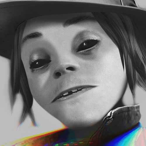 Busted and Blue (Yotto Remix) de Gorillaz