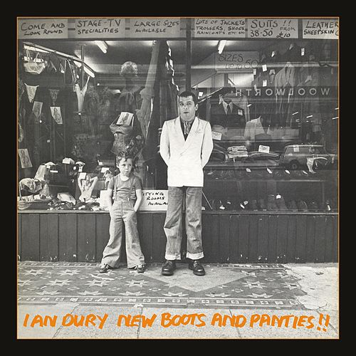 New Boots & Panties (40th Anniversary Edition) (audio Version) by Ian Dury