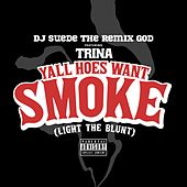 Ya'll Hoes Want Smoke (Light the Blunt) [feat. Trina] by DJ Suede The Remix God