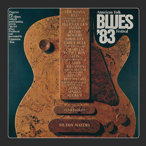 American Folk Blues Festival by Various Artists