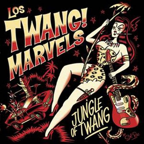Jungle Of Twang by Los Twang! Marvels