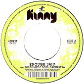 Enough Said/Desire by Kinny