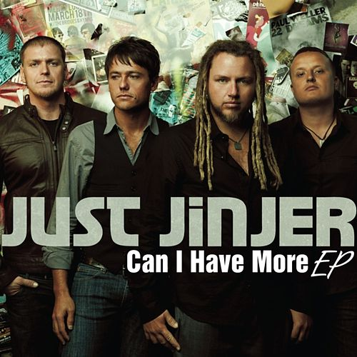 Can I Have More (EP) by Just Jinjer