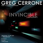 Play & Download Invincible by Greg Cerrone | Napster