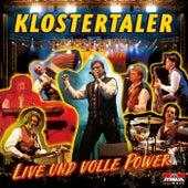 Live und volle Power by Klostertaler