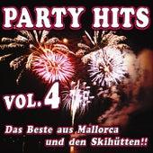 Party Hits Vol. 4 - Das Beste aus Mallorca und den Skihütten!! by Various Artists