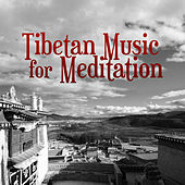 Tibetan Music for Meditation – Training Yoga, Soft Nature Sounds for Concentration, Inner Zen von Yoga Music