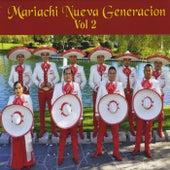 Mariachi Nueva Generación, Vol. 2 by Mariachi Nueva Generación