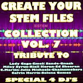 Create Your Stem Files Collection Vol 7 ( Special Instrumental tracks with separate sounds & Remix Versions) [Tribute To Lady Gaga-Miley Sirus-Ed Sheeran Etc..] by Express Groove