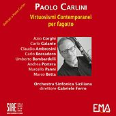 Paolo Carlini: Virtuosismi contemporanei per fagotto by Various Artists
