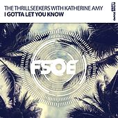 I Gotta Let You Know (with Katherine Amy) by Thrillseekers