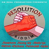 Resolution Riddim by Various Artists