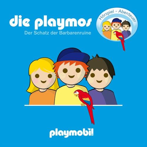Die Playmos - Der Schatz der Barbarenruine von Die Playmos