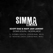 Down South / Nostaljack - Single by Scott Diaz