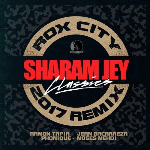 Roxcity 2017 by Sharam Jey