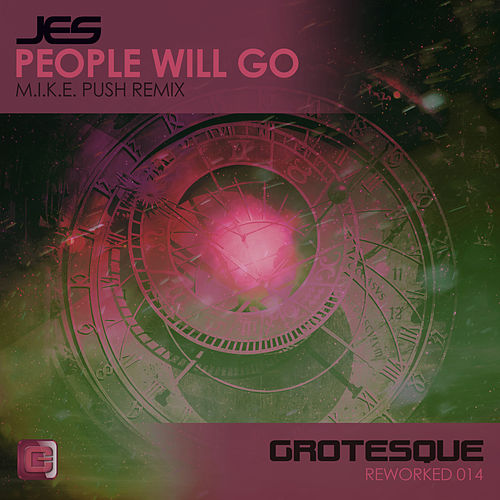 People Will Go (M.I.K.E. Push Remix) by Jes