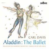 Carl Davis: Aladdin by Malaysian Philharmonic Orchestra