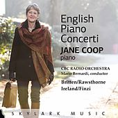 English Piano Concerti (Live) by Jane Coop