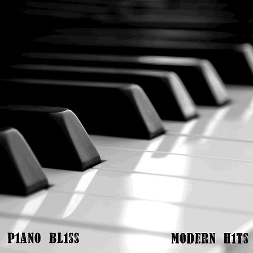 Piano Bliss: Modern Hits by Joe Thomas