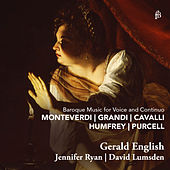 Baroque Music for Voice and Continuo (Remastered) von Jennifer Ryan Gerald English