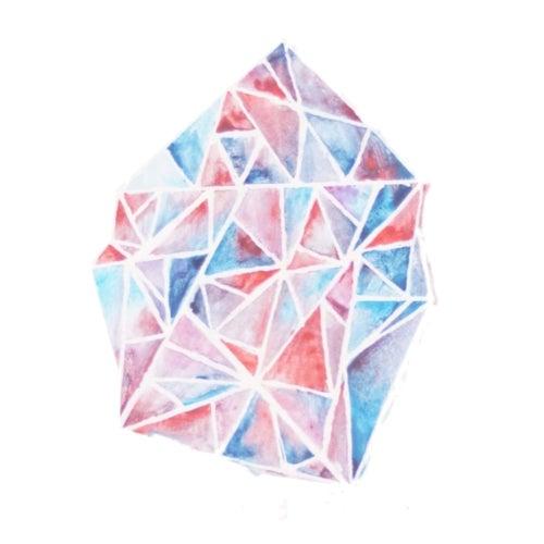 Crystallite by Jonathan Nicholson