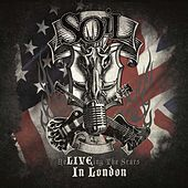 Re-LIVE-ing The Scars IN LONDON by Soil