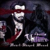 Heart-Shaped Wound by Aurelio Voltaire