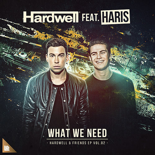 What We Need von Hardwell