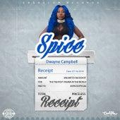 Receipt by Spice