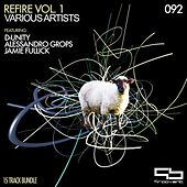 Refire, Vol. 1 - EP by Various Artists