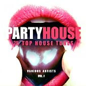 Partyhouse (25 Top House Tunes), Vol. 1 by Various Artists