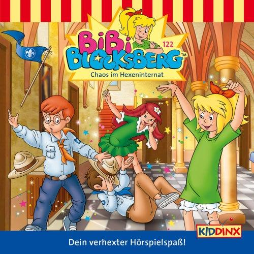 Folge 122: Chaos im Hexeninternat von Bibi Blocksberg