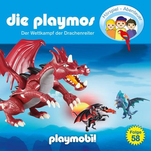 Folge 58: Wettkampf der Drachenreiter von Die Playmos