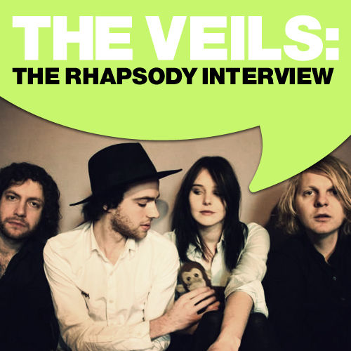 Play & Download The Veils: The Rhapsody Interview by The Veils | Napster