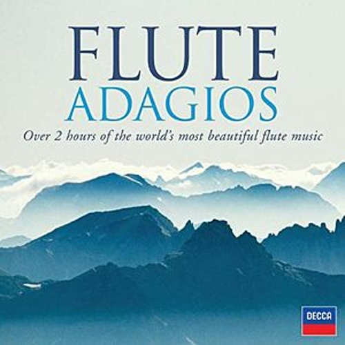 Play & Download Flute Adagios by Various Artists | Napster