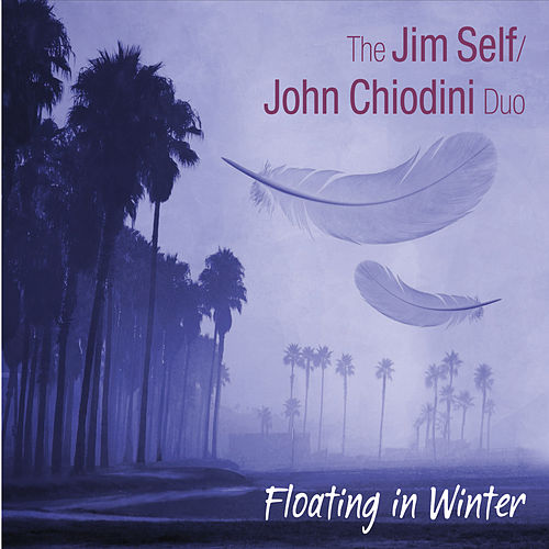 Floating in Winter by Jim Self