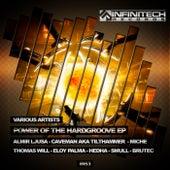 Power Of The Hardgroove - EP van Various Artists