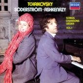 Tchaikovsky: Songs Vol.1 by Vladimir Ashkenazy