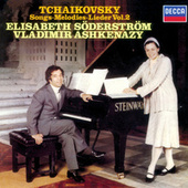Tchaikovsky: Songs Vol.2 by Vladimir Ashkenazy