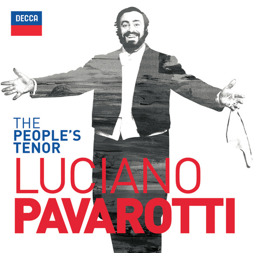 The People's Tenor by Luciano Pavarotti