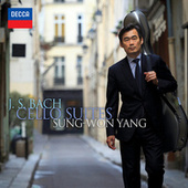 J.S. Bach: Cello Suites by Sung-Won Yang