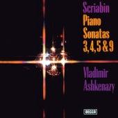 Scriabin: Piano Sonatas Nos. 3, 4, 5 & 9 by Vladimir Ashkenazy